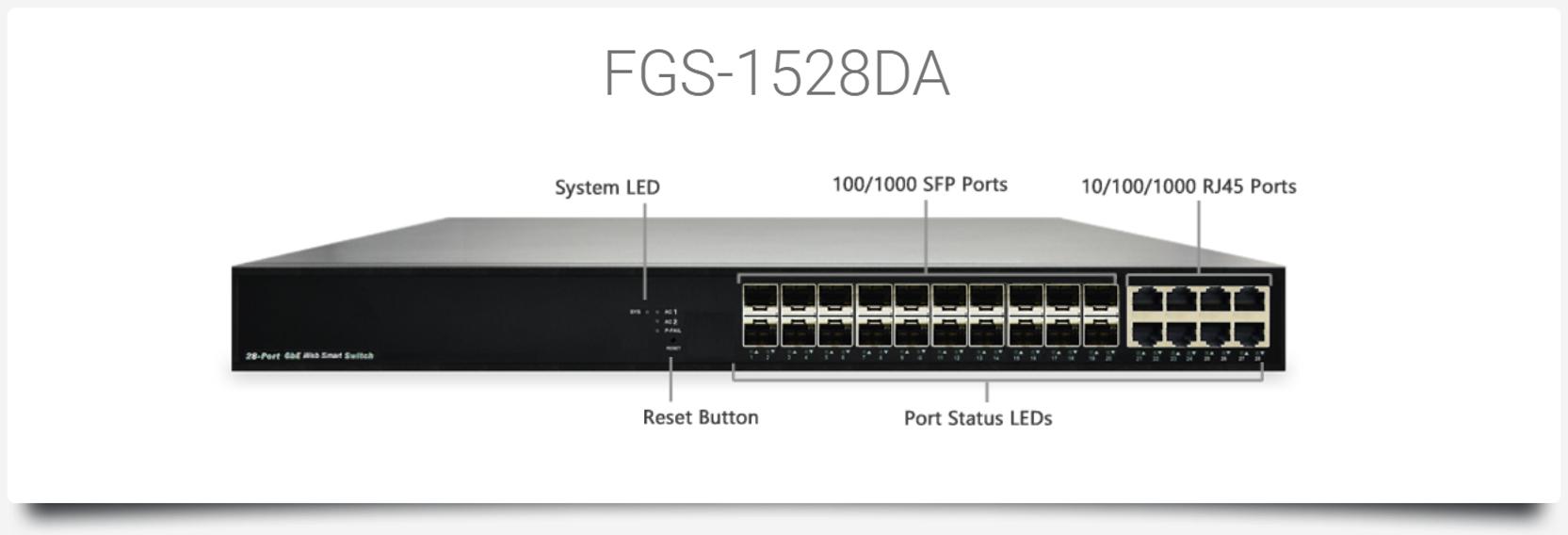 FGS-1528DA