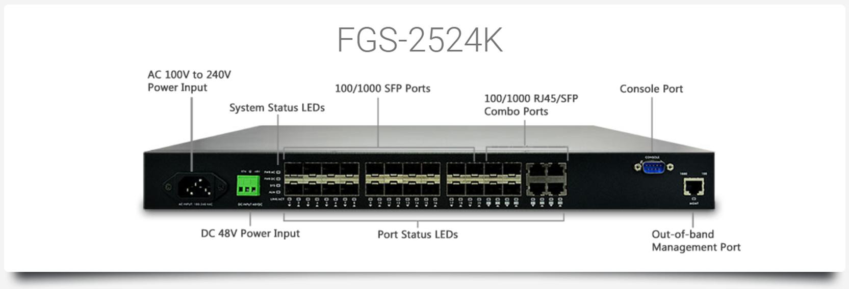 FGS-2524K