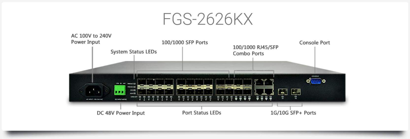 FGS-2626KX