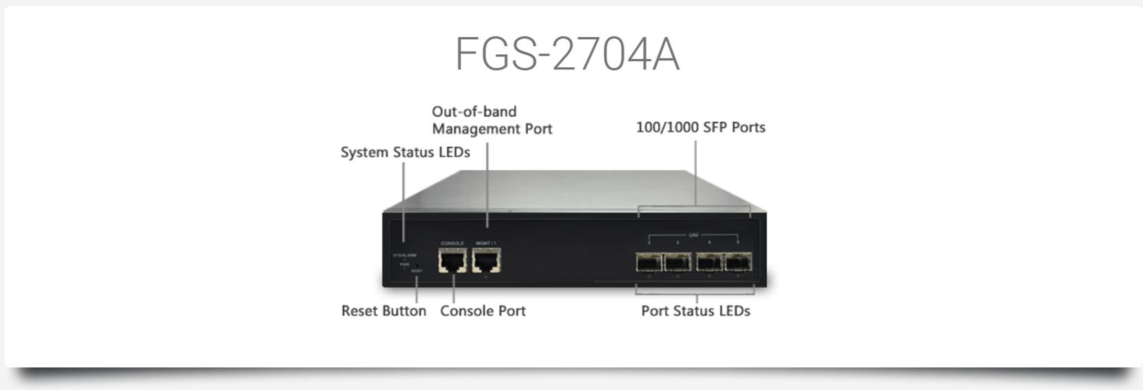 FGS-2704A