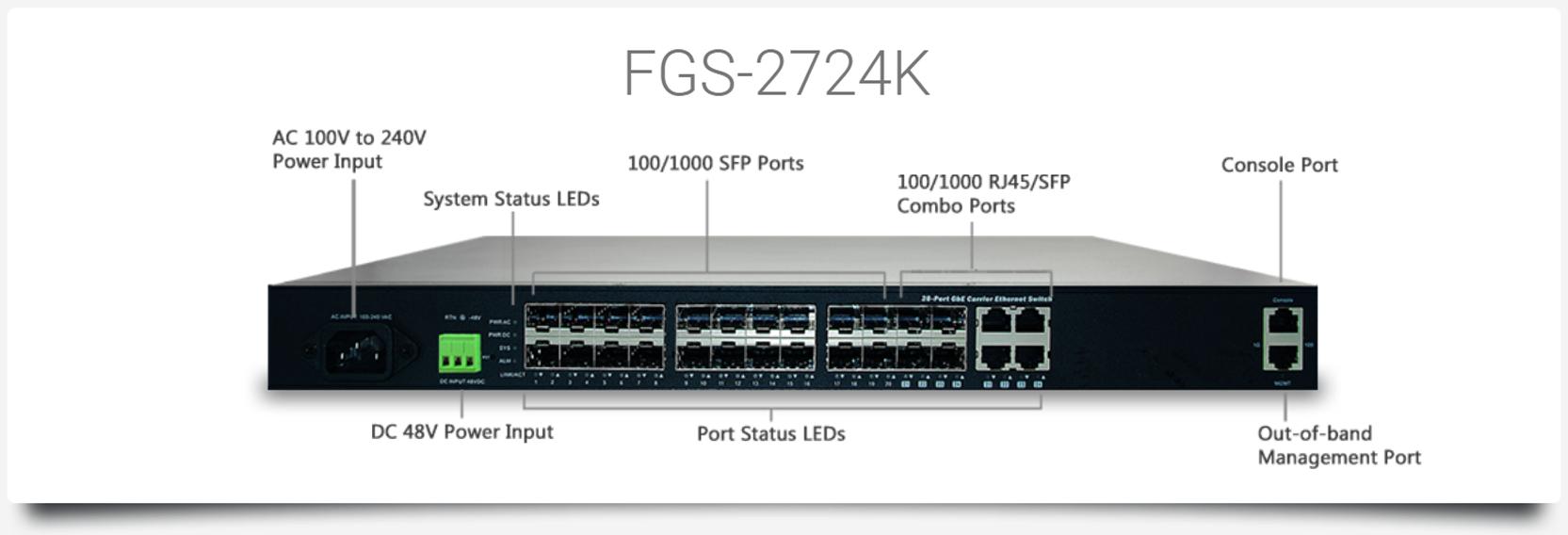 FGS-2724K