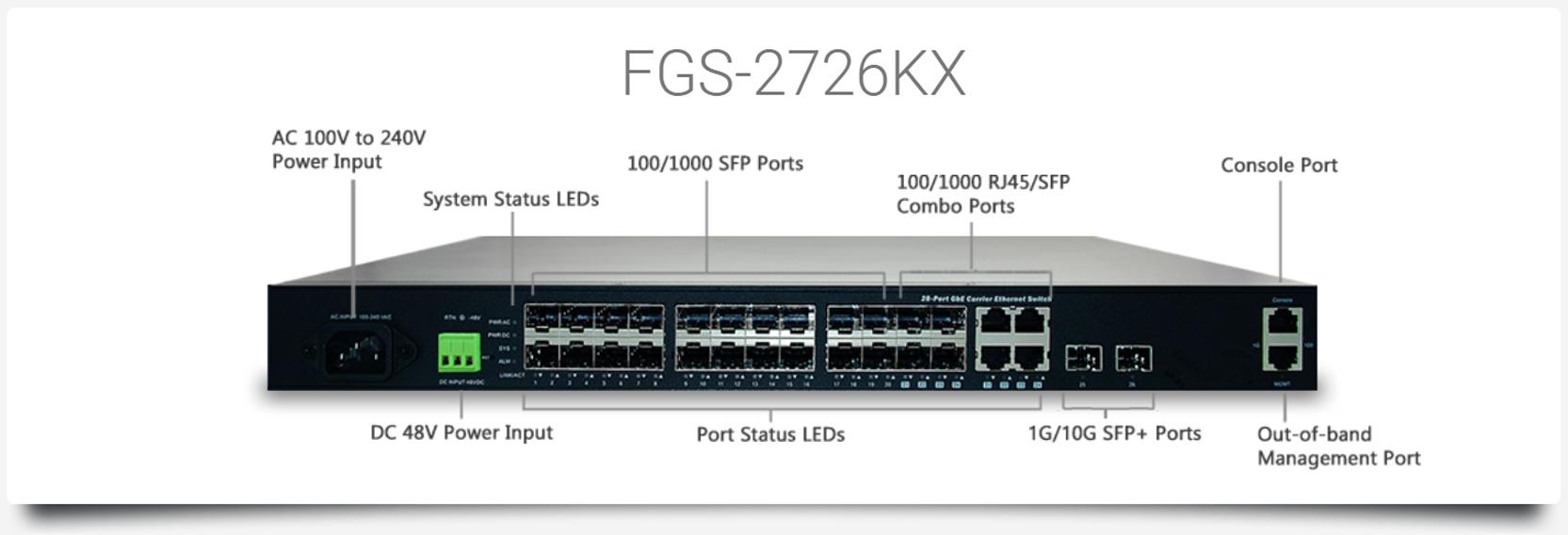 FGS-2726KX