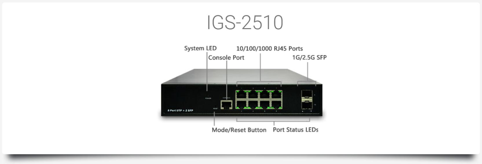 IGS-2510