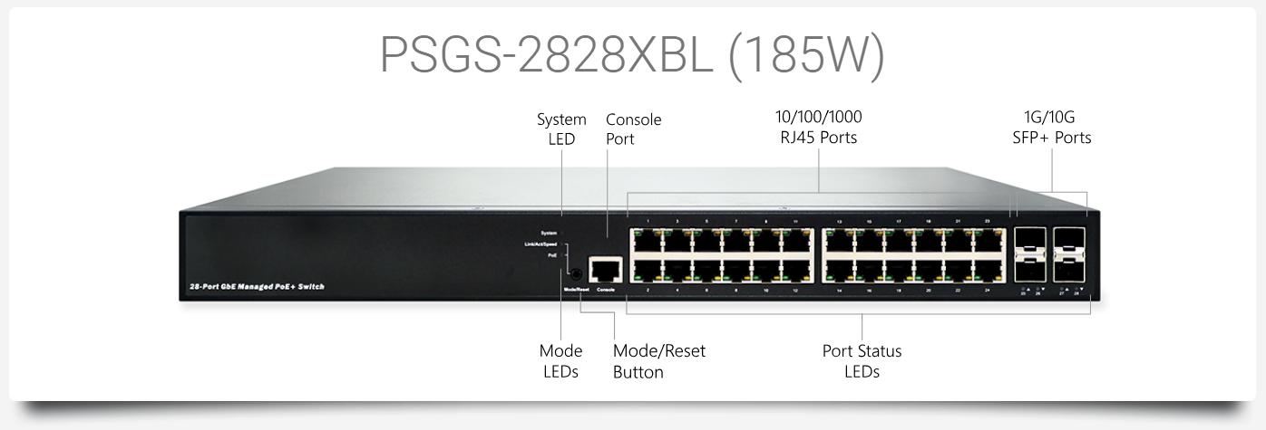 PSGS-2828XBL