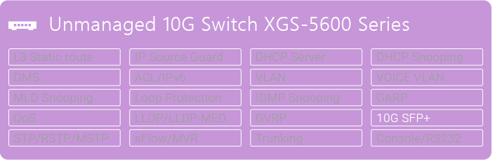 10G-XGS-5600